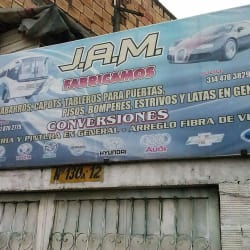 J.A.M. Fabricamos en Bogotá