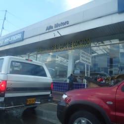 Alfa Motors en Bogotá