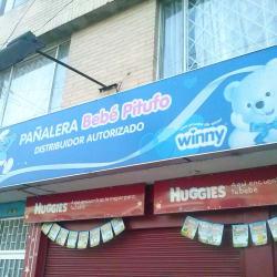 Pañalera Bebé Pitufo Carrera 106 con 130D en Bogotá