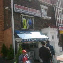 Papelería y Copias 67 en Bogotá