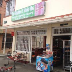 Pan Riquisimo y Mucho Más en Bogotá