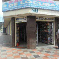 Papelería y Variedades De Locura en Bogotá
