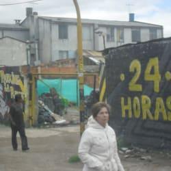 Parkin Las Rojas en Bogotá