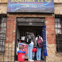 Papelería La 52  en Bogotá
