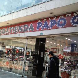 Papo G en Bogotá