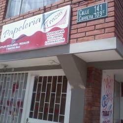 Papelería Trazos en Bogotá