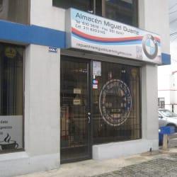Almacén Miguel Duarte en Bogotá