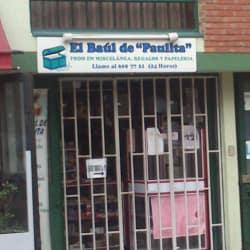 El Baúl De Paulita en Bogotá