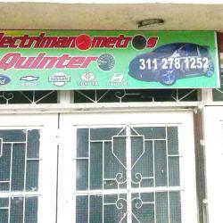 Electromanómetros Quintero en Bogotá