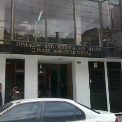 Fundación Universitaria San Martín en Bogotá