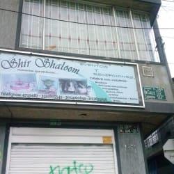 Eventos y Recepciones Shir Shaloom en Bogotá