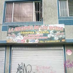 La Arenosa De Las Motos en Bogotá