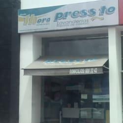 Lavanderia Press To en Bogotá