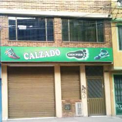 Calzado Cien Pies Carrera 106 en Bogotá