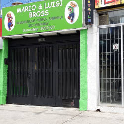 Mario & Luigi Bross en Bogotá