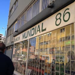 Almacén Mundial 86 en Bogotá
