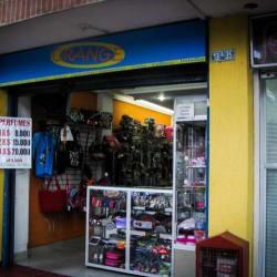 Orange Accesorios en Bogotá