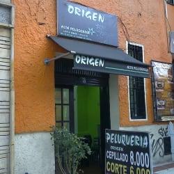 Origen en Bogotá