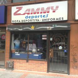 Zammy Deportes en Bogotá