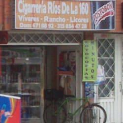 Cigarrería Ríos De La 160 en Bogotá