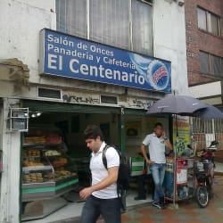 Panadería y Cafetería El Centenario en Bogotá