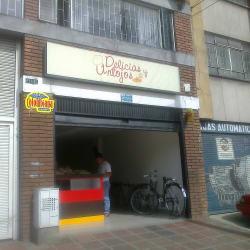 Delicias y Antojos en Bogotá