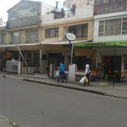 Almudena Pan y Café en Bogotá