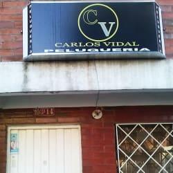 Peluquería Carlos Vidal en Bogotá