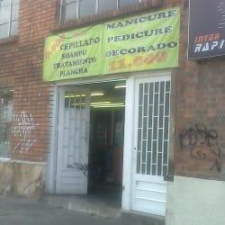 Peluquería Carrera 17 con 61A en Bogotá