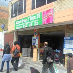 Brasas y Brisas 59 en Bogotá