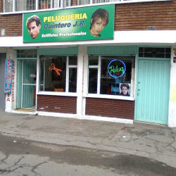 Peluquería Quintero JR en Bogotá