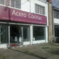 Acero Cocinas en Bogotá
