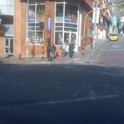Luvina Libros Café en Bogotá