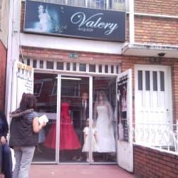 Valery en Bogotá