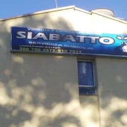 Vidrios y Enmarcaciones Siabatto en Bogotá
