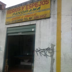 Vidrios y Espejos Panorama en Bogotá