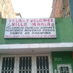Velas y Velones Villa María en Bogotá