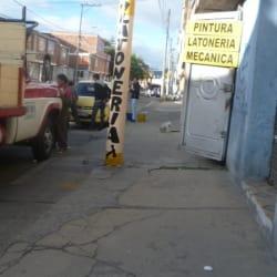 Latonería en Bogotá