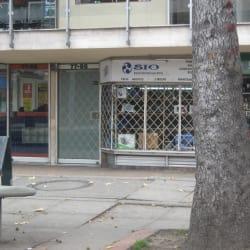 Osio en Bogotá