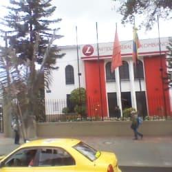 Partido Liberal Colombiano en Bogotá