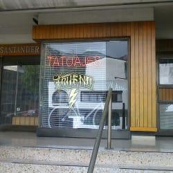 Trueno Tatuajes en Bogotá