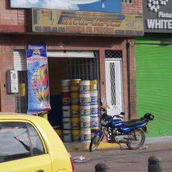 Pintufuerte en Bogotá