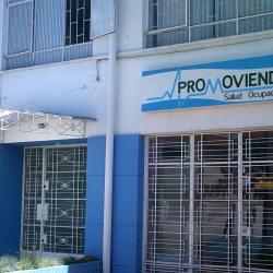 Promoviendo Salud ocupacional en Bogotá