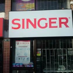Máquinas Singer en Bogotá