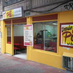 Donde Pily en Bogotá