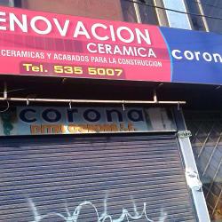 Renovación Cerámica en Bogotá