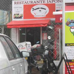 Restaurante Japon Sashimi & Roll en Bogotá