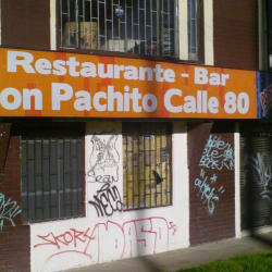 Restaurante Bar Don Pachito Calle 80 en Bogotá