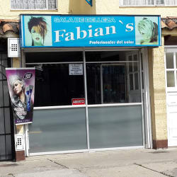 Sala de Belleza Fabian's en Bogotá