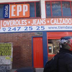 Tiendas EPP en Bogotá